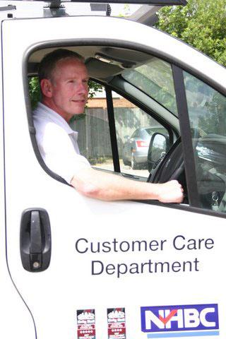 Customer_Care_Van