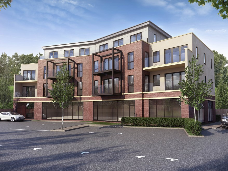 Metro House (apartments and commercial premises to let ...