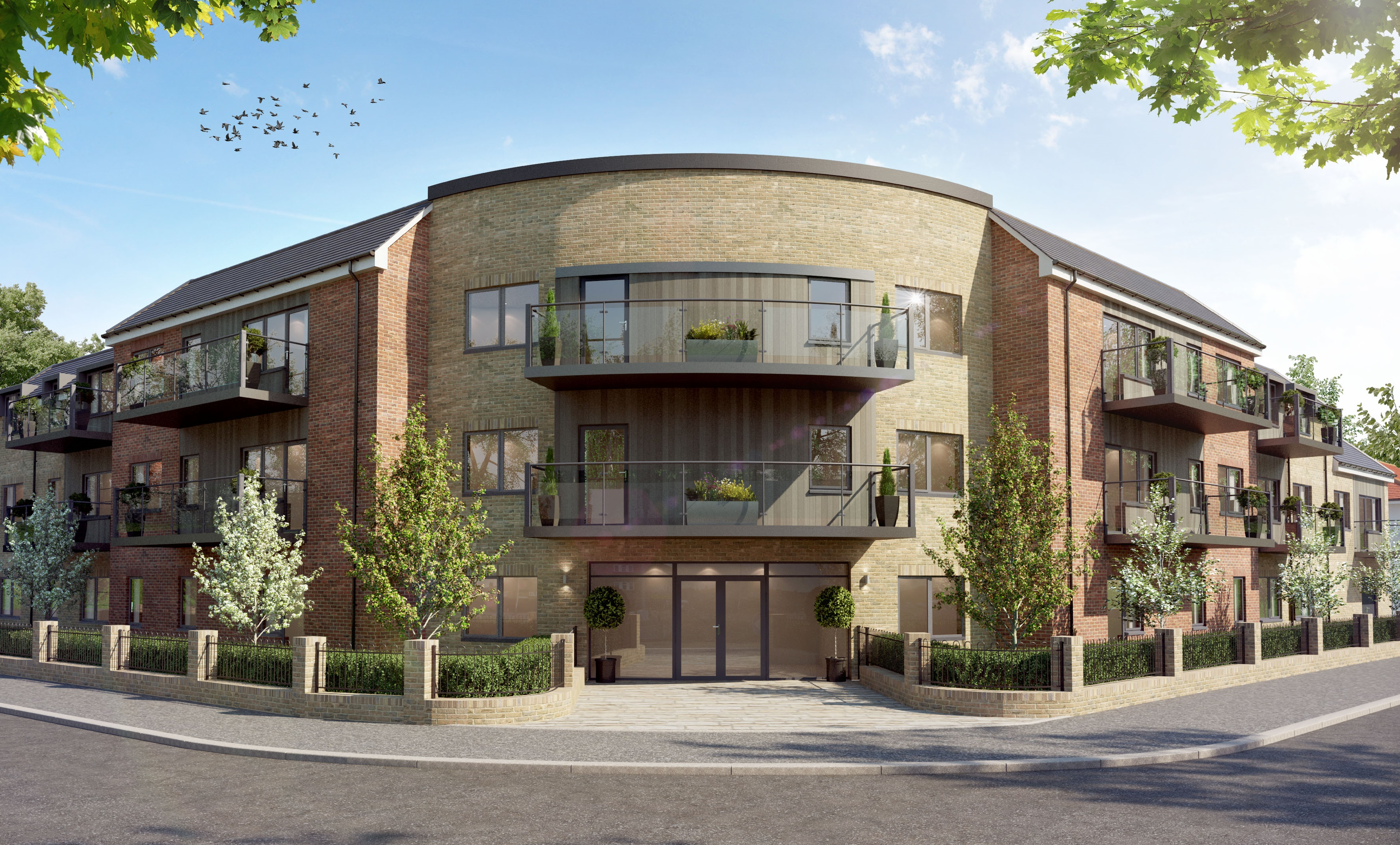 Clearview Homes release new Hillingdon development from plan ...